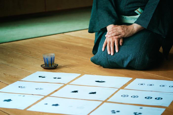 日本舞踊 西川流 第四世家元 西川千雅のロゴ複数案