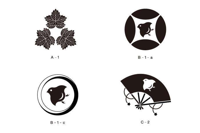 西川流さんのロゴ案