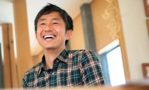 株式会社木の香の家 株式会社NAon 代表取締役 堀 直寛様