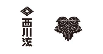 日本舞踊 西川流ロゴ